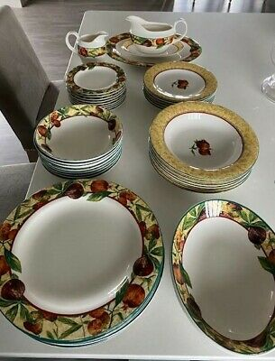Royal Doulton Augustine Everyday Diner Service • 100£