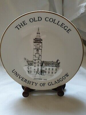 Goss Plate  The Old College Glasgow  Mint In Box • 9£