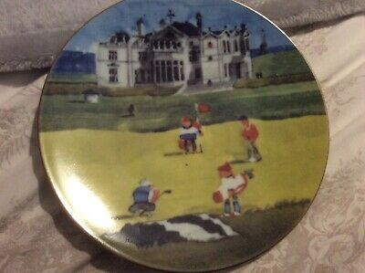 Vintage Open Championship 1995 Golf Plate Royal Mail • 7£