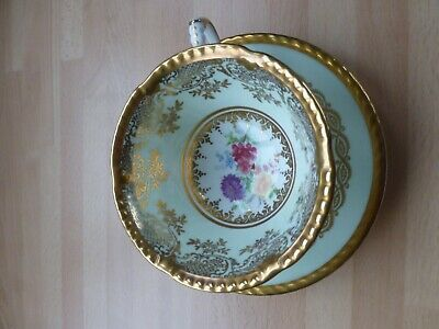 Vintage Paragon China Cup And Saucer • 21£