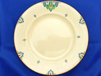 Stunning Early Art Deco Minton 10  Dinner/cake Serving Plate • 19.99£