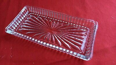 Glass Tray Small  • 5.50£