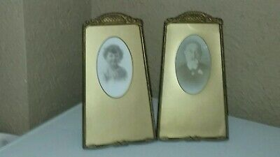 A Pair Of Art Deco Photos And Frames By Arco 1930s • 20£