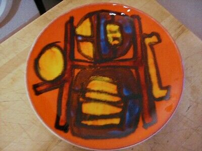 Poole Pottery Delphis Small Charger Carol Cutler • 55£