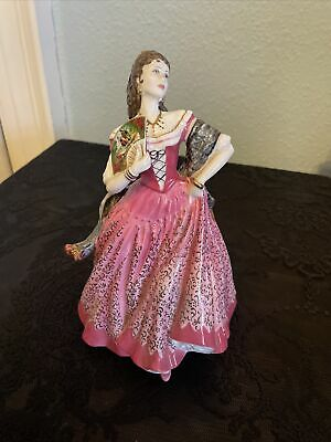 Royal Doulton Figurine Opera Heroines Collection CARMEN Limited Edition • 29£