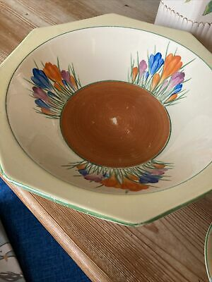 Collection Of Clarice Cliff Pottery • 30£