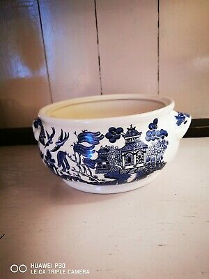 Large Willow Pattern Bowl • 5.20£