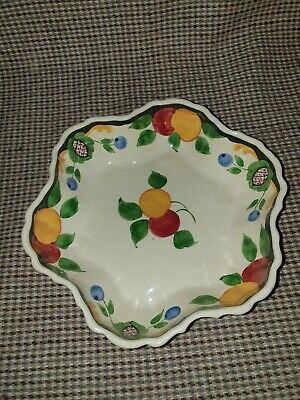 Vintage Titian Ware Hand Painted Dish . Royal Ivory Adams.  RD  459174 • 8£