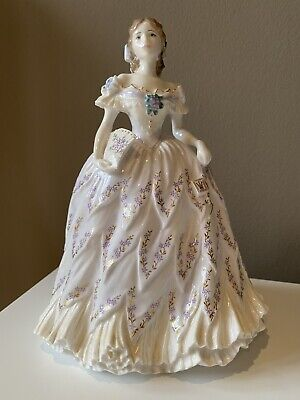 Royal Worcester Figurine 'the Last Waltz' Limited Edition • 48£