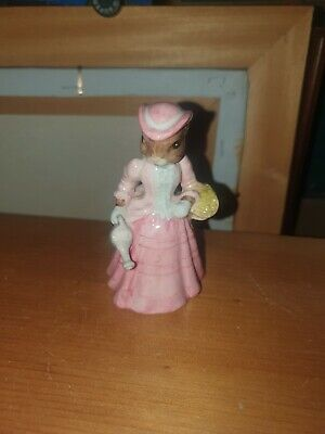 Royal Doulton Mary Mary Quite Contrary Bunnykins DB247 Nursery Rhyme Collection  • 7£