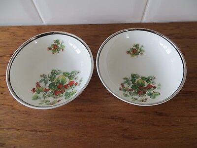 British Airways  - Pair Of Royal Doulton Bowls • 9.99£