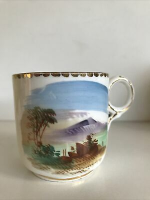 Fine China Hand Painted Cup • 5.50£