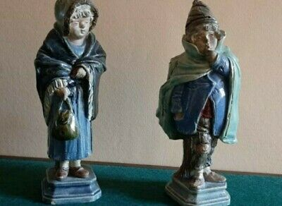 Antique Urbach Brothers Austrian Figurines • 20£