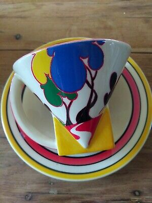 Moorland Burslem Chelsea Works  Cup And Saucer Mint • 40£