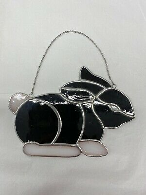 Stained Glass Rabbit • 30£