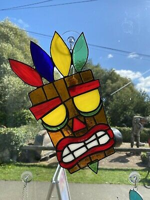 Stained Glass Mask • 100£