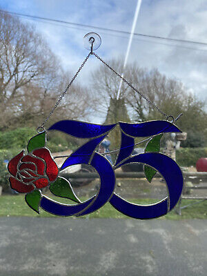 Stained Glass Number • 50£