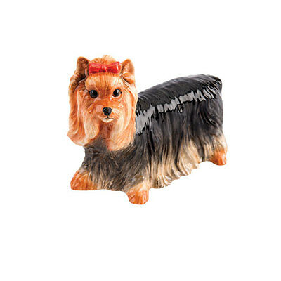 John Beswick - Pampered Pooches Yorkshire Terrier - Jbpp4 - Boxed - New • 30£