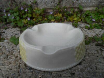 Vintage Belleek Fine Porcelain Ashtray - Third Green Mark - 1970's Irish  • 20£