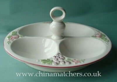 Boots Orchard 10 3/4  Hors D'œuvre Dish, In VGC • 16£