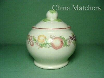 Boots Orchard Lidded Sugar Bowl, In VGC. • 12£