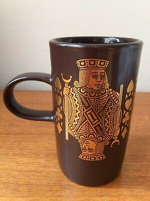 Purbeck Pottery Mug King Queen • 5£