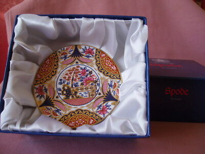 Spode Mini Footed Cake Plate - BNIB Limited Edition - 2001 • 31.99£