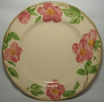 Franciscan Desert Rose 10 7/8  Dinner Plate In Very Good Condition • 12.50£