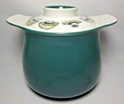 Retro Poole Lucullus 2 Pint Lidded Casserole In Very Good Condition • 16.50£