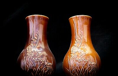 A Pair Of Honiton Pottery Vases  • 10£