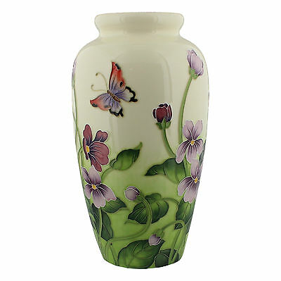 Old Tupton Ware Primrose & Butterfly Collection - Large Vase (29cm) TW7976  • 69.95£