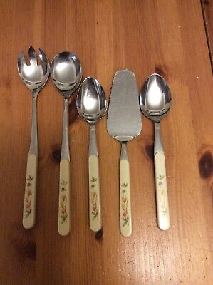 Marks And Spencer Harvest 5 Piece Serving Set • 14.99£