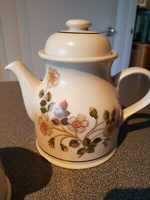 Autumn Leaves Marks & Spencer, Small Teapot,  Very Good Condition. • 6.99£