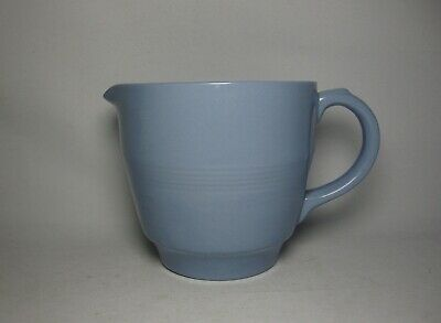 Woods Ware ~ Iris One Pint Jug In Excellent Condition • 14.50£