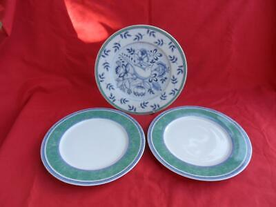 Villeroy & Boch Switch 3 - 3 X 8.25  Plates • 22.50£