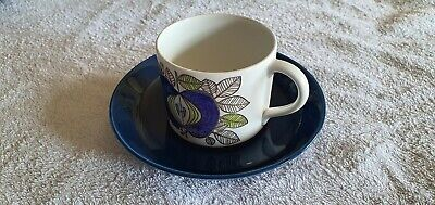 Rorstrand Sweden Eden Cup And Saucer  • 10£