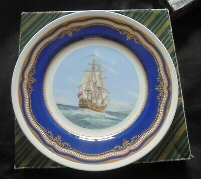 Captain Cook Endeavour 10.75 Inch Decorative Plate  • 15£