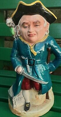 Vintage Pirate Musical Toby Jug  • 20£