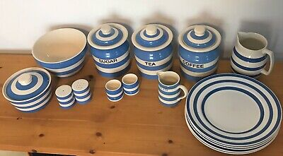 CORNISHWARE T G GREEN  JOB LOT - Please Read Description • 150£