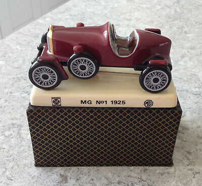 1974 Carlton Ware 'MG Old No1 1925' Boxed Very Good Condition British Leyland • 75£