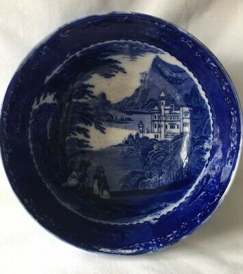 Jenny Lind Blue And White Pottery. • 20£