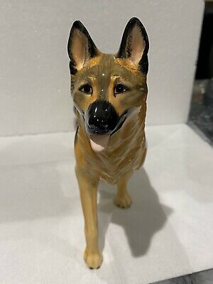 Beswick German Shepherd Alsation, New And Boxed • 13.20£