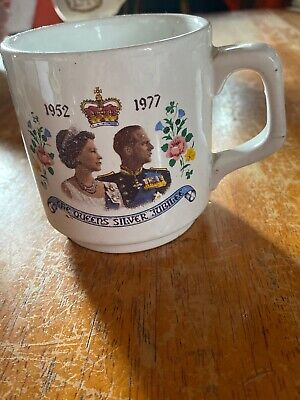 The Queens Silver Jubilee 1952 To 1977 Cope • 5£