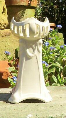 Art Nouveau  Edwardian Bulb Holder/grower-stylish & Very French Looking 6  Tall • 9.99£