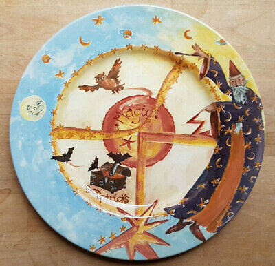 Magic - Box Of Tricks Plate / Royal Stafford - The Diet Plate / Excellent Cond • 5£
