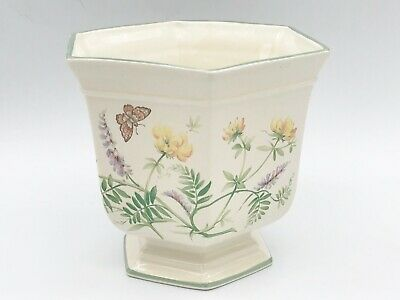 Vintage Royal Winton Floral Country Diary Collection Planter Plant Pot 1977 • 14.99£