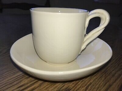 Royal Creamware Classics Cup And Saucer Vintage • 4.99£