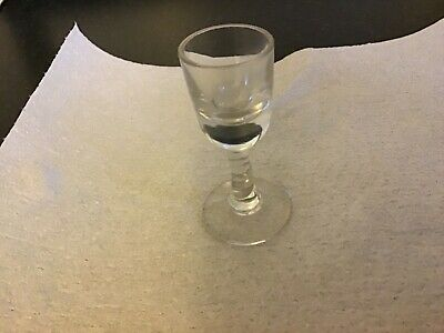 Vintage Small Hunting Goblet/Drinking Glass • 1.99£
