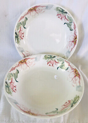 Johnson Brothers Katherine Pair Of 19cm Bowls • 5.95£