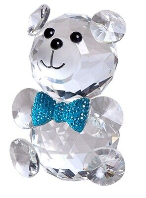 Birthday / Birthstone  Crystal Bear - Boxed • 8.99£